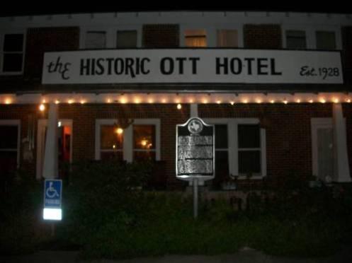 Haunted Ott Hotel